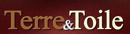 Logo Terre&Toile