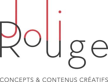 Logo Agence Joli Rouge