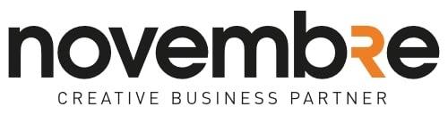 logo Novembre - Creative business partner