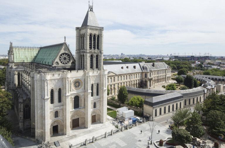 Basilique de Saint-Denis e