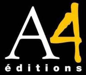 Logo A4 Editions Sarl