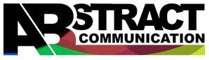 Logo Abstract Communication