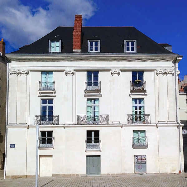 Chapelle Notre Dame Bonsecours à Nantes