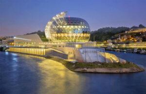 La Seine Musicale Boulogne Billancourt