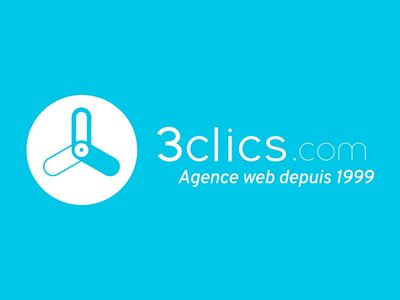 Logo 3clics