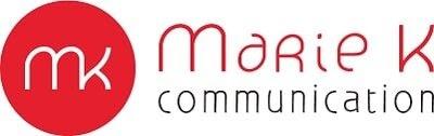 Logo Marie K Communication