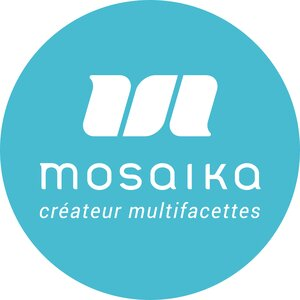 Logo de Mosaika