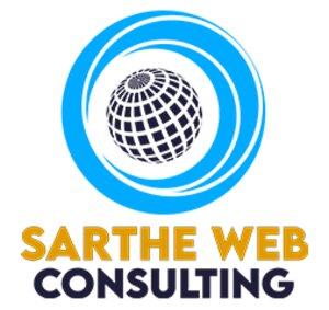 Logo de Sarthe webconsulting