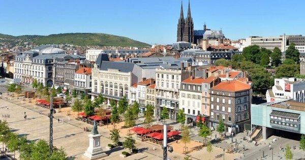 Ville de Clermont-Ferrand